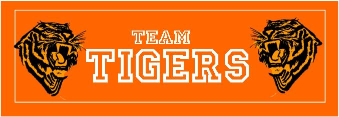 tigers banner